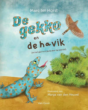 Marc ter Horst De gekko en de havik Recensie