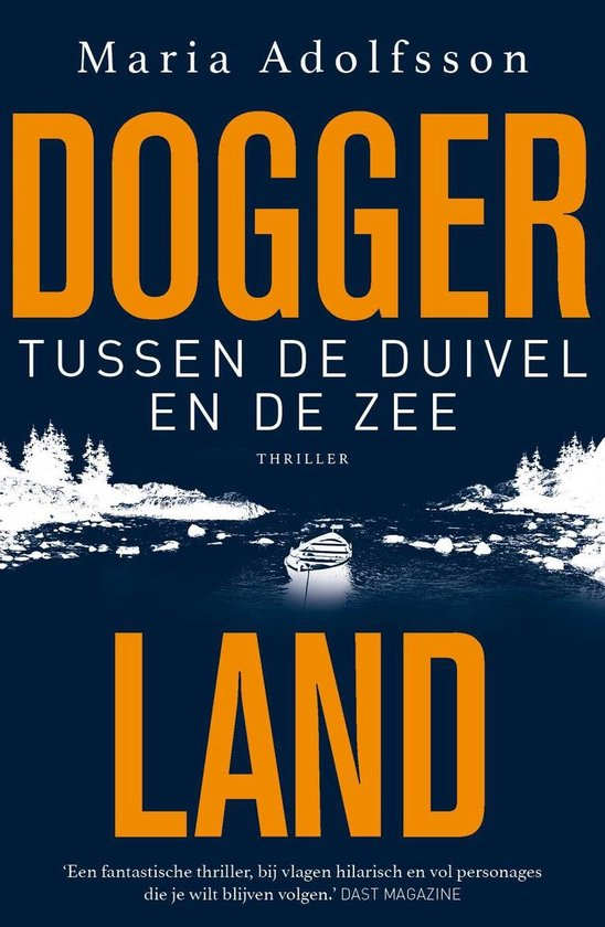 Maria Adolfsson Doggerland 3 Tussen de duivel en de zee Recensie