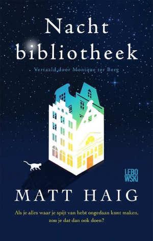 Matt Haig Nachtbibiotheek Recensie