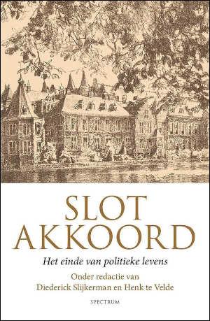 Slotakkoord Boek van Diederick Slijkerman en Henk te Velde Recensie