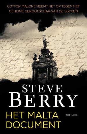 Steve Berry Het Malta document Recensie