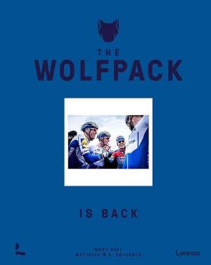 The Wolfpack Is Back Boek Deceuninck-Quick-Step wielerploeg