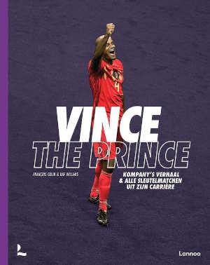 Vince the Prince Vincent Kompany biografie Recensie