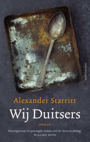 Alexander Starritt Wij Duitsers Recensie Duitse oorlogsroman