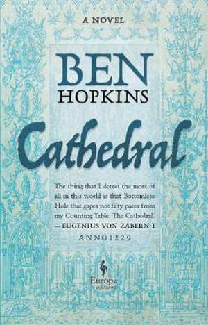 Ben Hopkins Cathedral Recensie historische roman