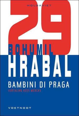 Bohumil Hrabal Bambini di Praga Recensie
