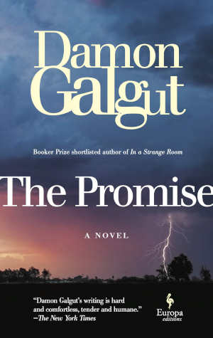 Damon Galgut The Promise Recensie