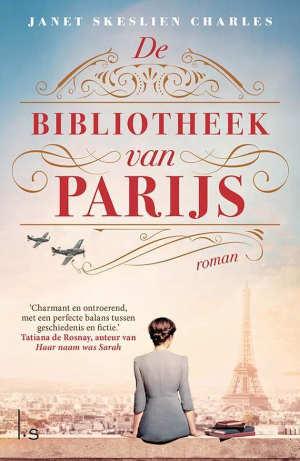 Janet Skeslien-Charles De bibliotheek van Parijs Recensie