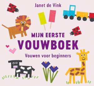 Janet de Vink Mijn eerste vouwboek met vouwvoorbeelden