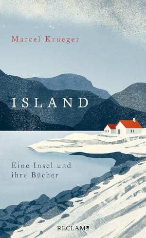 Marcel Krueger Island Boek over de Literatuur van IJsland