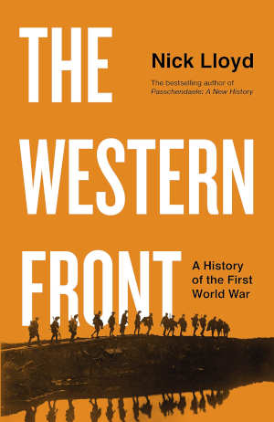 Nick Lloyd The Western Front Recensie