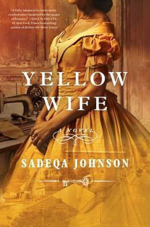 Sadeqa Johnson Yellow Wife Amerikaanse historische roman