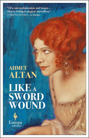 Ahmet Altan Like a Sword Wound Turkse roman