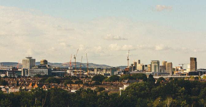 Cardiff reisgidsen en boeken
