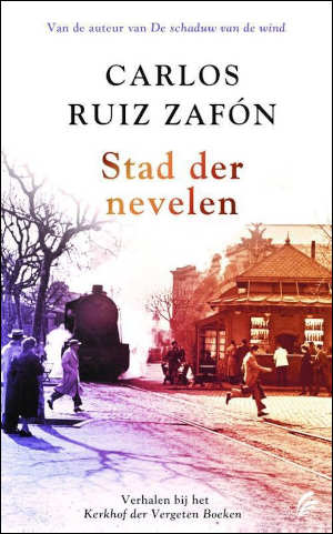Carlos Ruiz Zafón Stad der nevelen Recensie