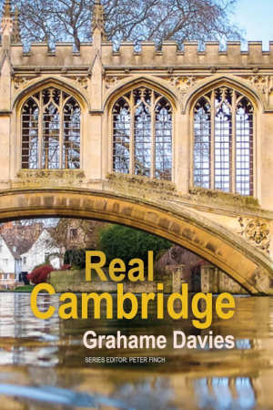 Grahame Davies Real Cambridge boek