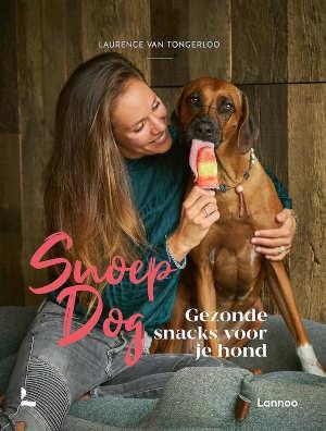 Laurence Van Tongerloo Snoep Dog Boek gezonde snacks voor je hond