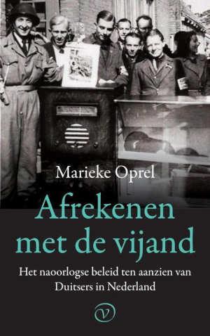 Marieke Oprel Afrekenen met de vijand Recensie