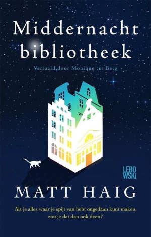 Matt Haig Middernachtbibliotheek Recensie