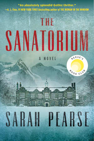 Sarah Pearse The Sanatorium Recensie