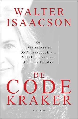 Walter Isaacson De codekraker Recensie boek over Jennifer Doudna