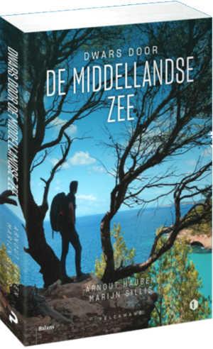 Arnout Hauben Dwars door de Middellandse Zee Boek Recensie