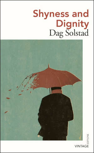 Dag Solstad Shyness and Dignity Noorse roman uit 1994