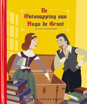 De ontsnapping van Hugo de Groot Kinderboek recensie