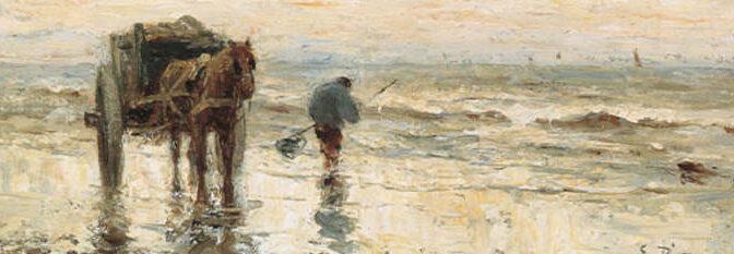 De schilders van Egmond boek