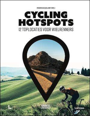 Frederik Backelandt Cycling Hotspots recensie en informatie Wielerboek