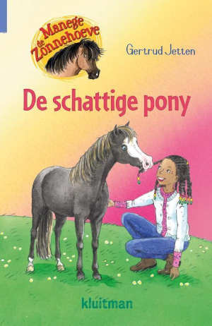 Gertrud Jetten De schattige pony Manege De Zonnehoeve recensie