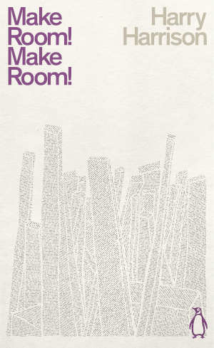 Harry Harrison Make Room! Make Room! Science Fiction boek uit 1966