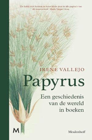 Irene Vallejo Papyrus Recensie