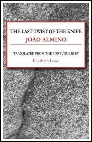 João Almino The Last Twist of the Knife Braziliaanse roman