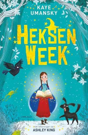 Kaye Umansky Heksenweek Recensie