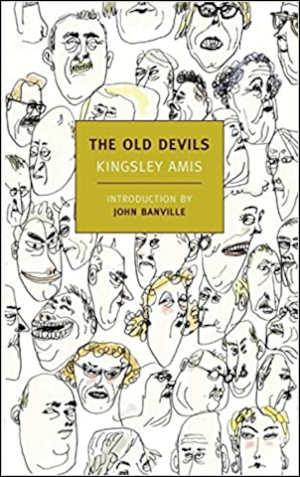 Kingsley Amis The Old Devil Engelse roman uit 1986