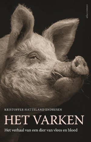 Kristoffer Hatteland Endresen het varken recensie boek