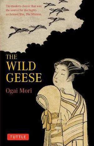 Mori Ogai The Wilde Geese Japanse roman uit 1911