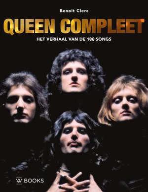 BenoÏt Clerc Queen compleet boek Recensie