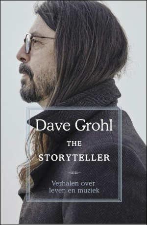 Dave Grohl The Storyteller boek recensie