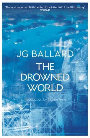 J.G. Ballard The Drowned World Dystopische roman uit 1962
