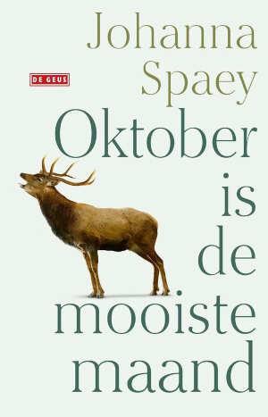 Johanna Spaey Oktober is de mooiste maand Recensie