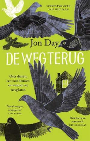 Jon Day De weg terug Boek over duiven Recensie