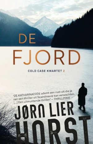 Jørn Lier Horst De fjord Recensie Cold Case Kwartet 2