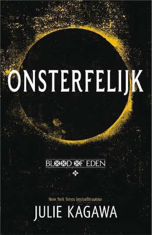 Julie Kagawa Blood of Eden Trilogie 1 Onsterfelijk Recensie