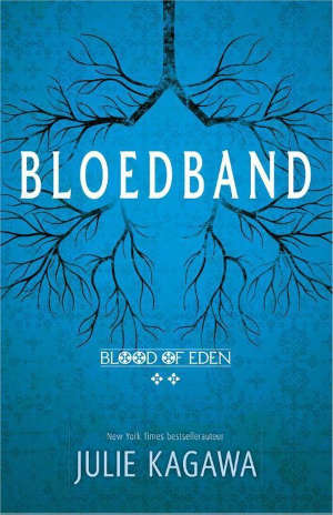 Julie Kagawa Blood of Eden Trilogie 2 Bloedband Recensie