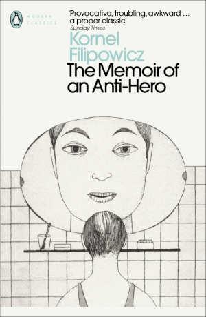 Kornel Filipowicz The Memoir of an Anti-Hero Boek uit 1961