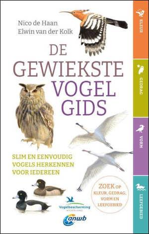 Nico de Haan De gewiekste vogelgids Recensie