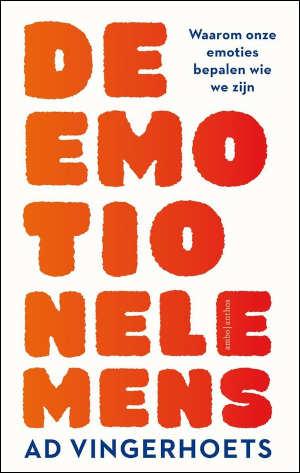 Ad Vingerhoets De emotionele mens Recensie