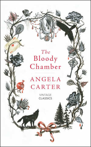 Angela Carter The Bloody Chamber Boek uit 1979